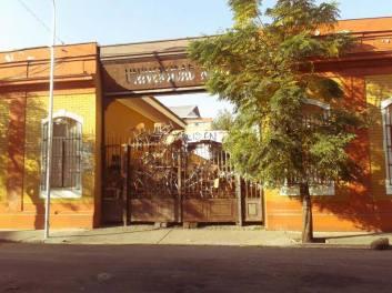 Universdiad ARCIS, sede Libertad en TOMA