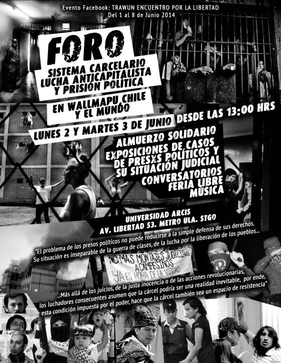 03_FORO ARCIS LUNES 2 Y MARTES 3_TRAWUN POR LA LIBERTAD