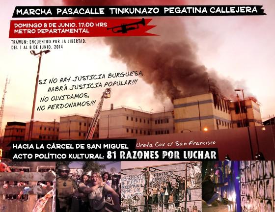 08_ MARCHA PASACALLE_ DOM 8 JUNIO_ TRAWUN POR LA LIBERTAD