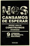 [Chile] 9 Junio | Protesta Multisectorial #NosCansamosDeEsperar (Video + Convocatoria)