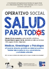 [Valpo, Chile] Sábado 26 nov: 'Operativo Social Salud para TOD♡S' en LagunaVerde.